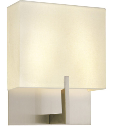 Sonneman Staffa 2 Light Sconce in Satin Nickel 4430.13 photo