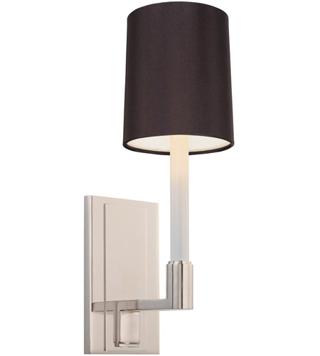 Sonneman Trivoli 1 Light Sconce in Polished Nickel 4471.35K photo