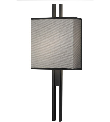 Sonneman 4521.25 Tandem 2 Light 9 inch Satin Black ADA Sconce Wall Light photo