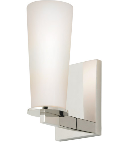 Sonneman 4920.35 High Line 1 Light 5 inch Polished Nickel Sconce Wall Light photo