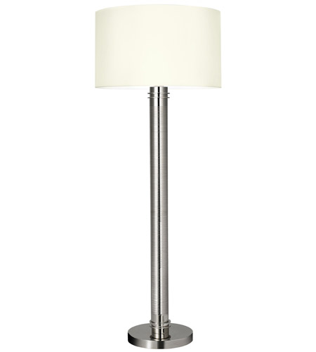 Sonneman Colonna 2 Light Floor Lamp in Polished Nickel 6111.35 photo
