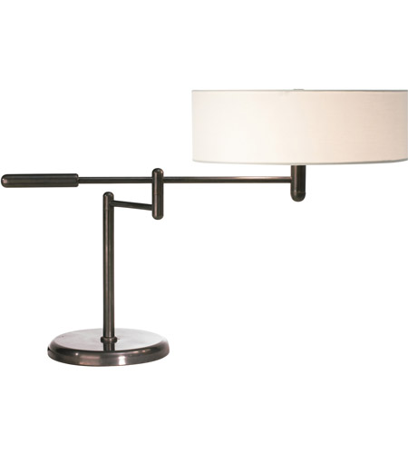 Sonneman Perno 2 Light Table Lamp in Black Brass 7000.51 photo