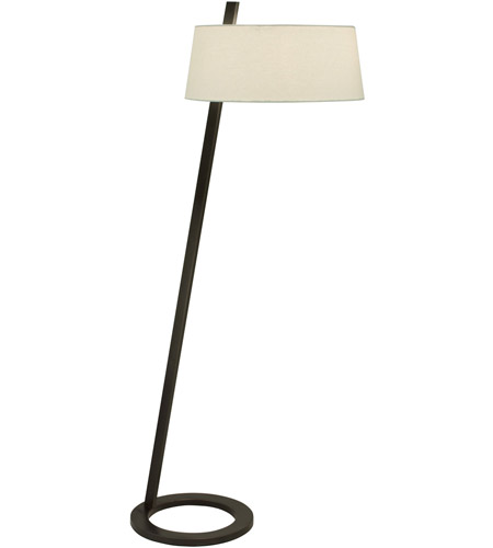 Sonneman Lina 2 Light Floor Lamp in Black Bronze 7099.51 photo