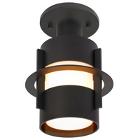 Sonneman Lighting Aereo 1 Light Surface Mount in Black Bronze 1690.32F