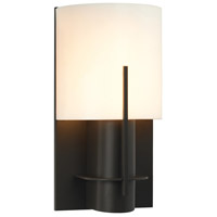 Sonneman Lighting Oberon 1 Light Sconce in Black Bronze 1710.32AF