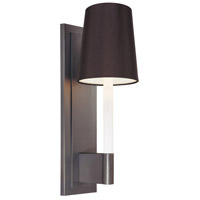 Sonneman Sottile 1 Light Sconce in Rubbed Bronze 1812.24K