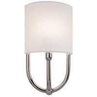 Sonneman Intermezzo 1 Light Sconce in Polished Nickel 1833.35