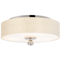 Sonneman Lighting Billiardo 3 Light Surface Mount in Polished Nickel 1876.35OL photo thumbnail