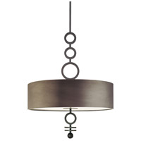 Sonneman Dianelli 6 Light Pendant in Rubbed Bronze 1883.24