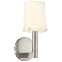 Sonneman 1911.13 Calmo-roto 1 Light 5 inch Satin Nickel Sconce Wall Light