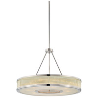 Sonneman Rivoli 8 Light Pendant in Polished Nickel 1974.35