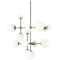 Sonneman 2064.13 Sabon LED 29 inch Satin Nickel Pendant Ceiling Light