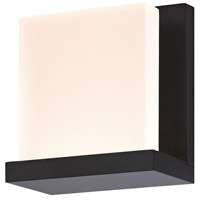Sonneman Glow Sconce in Satin Black 2350.25