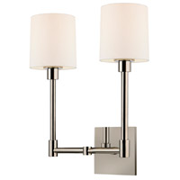 Sonneman Embassy 2 Light LED Sconce in Polished Nickel 2472.35