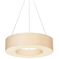 Sonneman Ring Shade LED Pendant in Satin White 2482.03