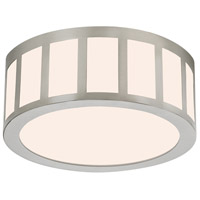 Capital LED 12 inch Satin Nickel Surface Mount Ceiling Light