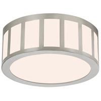 Sonneman 2525.13 Capital LED 12 inch Satin Nickel Surface Mount Ceiling Light