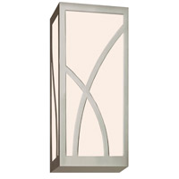 Haiku 5 inch Satin Nickel ADA Sconce Wall Light