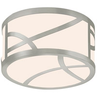 Haiku LED 8 inch Satin Nickel Surface Mount Ceiling Light