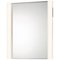 Vanity 36 X 30 inch Polished Chrome Mirror Kit Home Decor