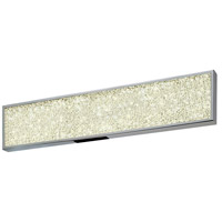 Dazzle LED 24 inch Polished Chrome Bath Bar Wall Light