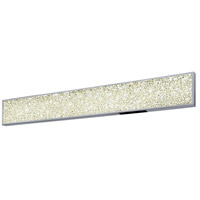 Dazzle LED 36 inch Polished Chrome Bath Bar Wall Light