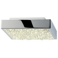 Sonneman 2568.01 Dazzle LED 6 inch Polished Chrome Surface Mount Ceiling Light