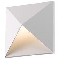 Sonneman Inside-Out Prism - LED Sconce - Textured White Finish 2714.98-WL