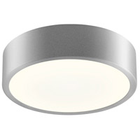 Pi LED 8 inch Bright Satin Aluminum Surface Mount Ceiling Light