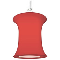Sonneman Lighting Lightweights 3 Light Pendant in Satin Aluminum 3144.10R photo thumbnail