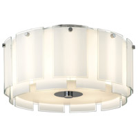 Sonneman Velo 4 Light Pendant in Polished Chrome 3189.01