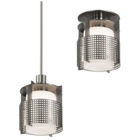 Sonneman Pool 1 Light Pendant in Satin Nickel 3432.13M