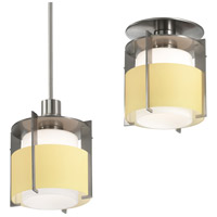 Sonneman Pool 1 Light Pendant in Satin Nickel 3432.13Y