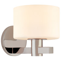 Sonneman Milano 1 Light Sconce in Polished Nickel 3611.35 photo thumbnail
