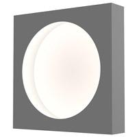 Sonneman 3701.18 Vuoto LED 10 inch Dove Gray ADA Sconce Wall Light