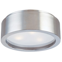 Puck 3 Light 12 inch Satin Nickel Pendant Ceiling Light