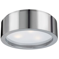 Sonneman 3721.35 Puck 3 Light 12 inch Polished Nickel Pendant Ceiling Light