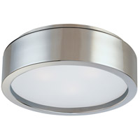Sonneman Puck 3 Light Pendant in Satin Nickel 3722.13