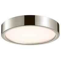 Sonneman 3725.35 Puck LED 15 inch Polished Nickel Surface Mount Ceiling Light