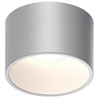 Sonneman 3733.18 Ilios LED 6 inch Dove Gray Surface Mount Ceiling Light