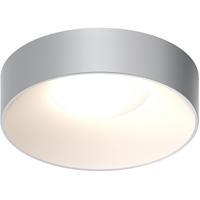 Sonneman 3735.18 Ilios LED 14 inch Dove Gray Surface Mount Ceiling Light