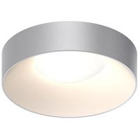 Sonneman 3736.18 Ilios LED 18 inch Dove Gray Surface Mount Ceiling Light