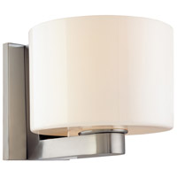 Century 1 Light 7 inch Satin Nickel Sconce Wall Light