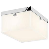 Sonneman 3867.01LED Parallel LED 9 inch Polished Chrome Surface Mount Ceiling Light