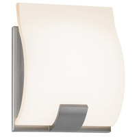 Sonneman Aquo 1 Light LED Sconce in Satin Nickel 3881.13LED