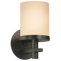 Sonneman Alta 1 Light Sconce in Black Bronze 4260.32