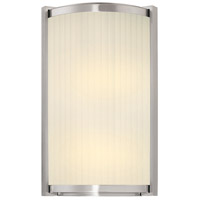 Sonneman Roxy 2 Light Sconce in Satin Nickel 4350.13