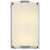 Sonneman Roxy 2 Light Sconce in Polished Nickel 4350.35