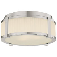 Roxy 2 Light 13 inch Polished Nickel Pendant Ceiling Light