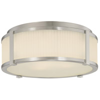 Sonneman Roxy 3 Light Pendant in Satin Nickel 4355.13